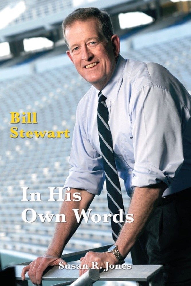 Bill Stewart: In His Own Words (hardback)